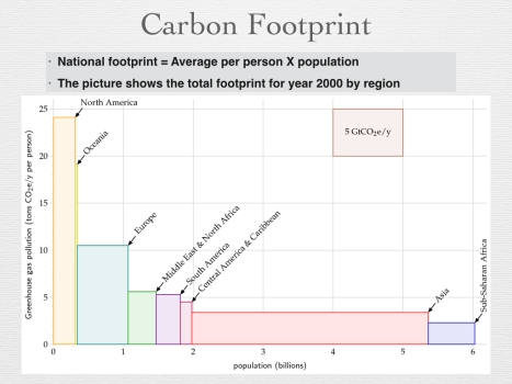 Figure 13 - Carbon Footprint
