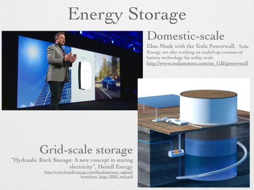 Figure 19 - Energy Storage